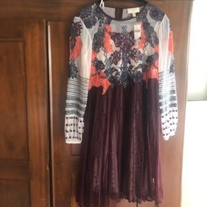 NWT Rare Moulinette Soeurs Embellished Dress